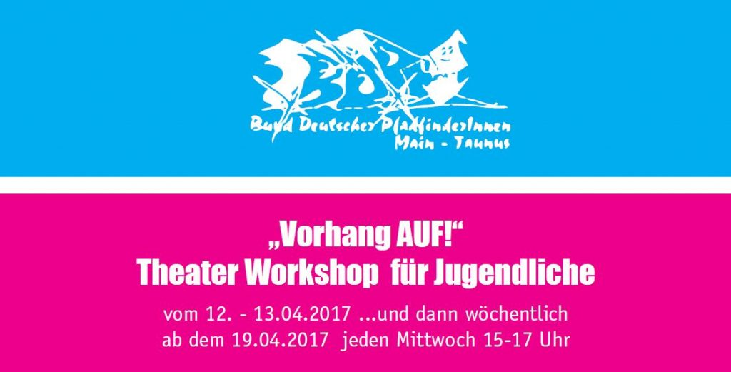 Theater-Workshop BDP 2017